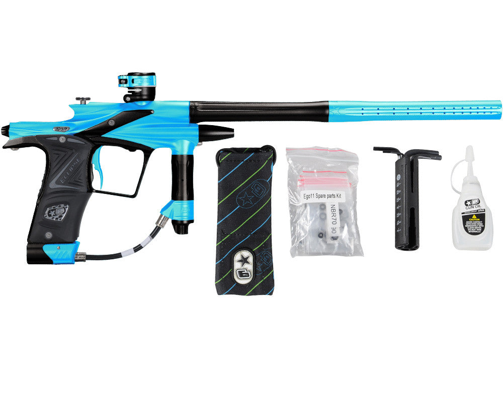 Planet Eclipse 2011 Ego Paintball Gun - Teal/Black