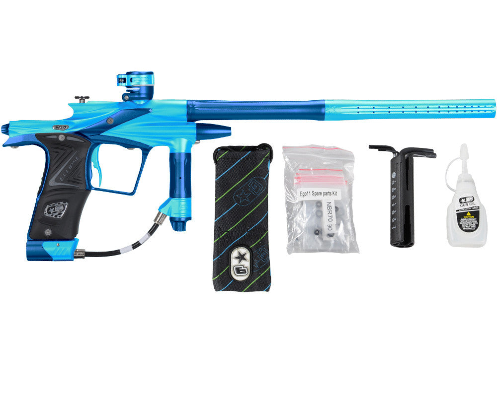 Planet Eclipse 2011 Ego Paintball Gun - Teal/Cobalt