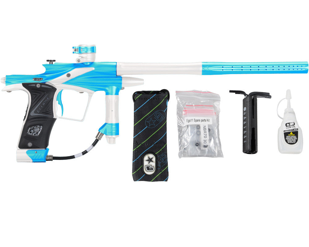 Planet Eclipse 2011 Ego Paintball Gun - Teal/Storm Trooper