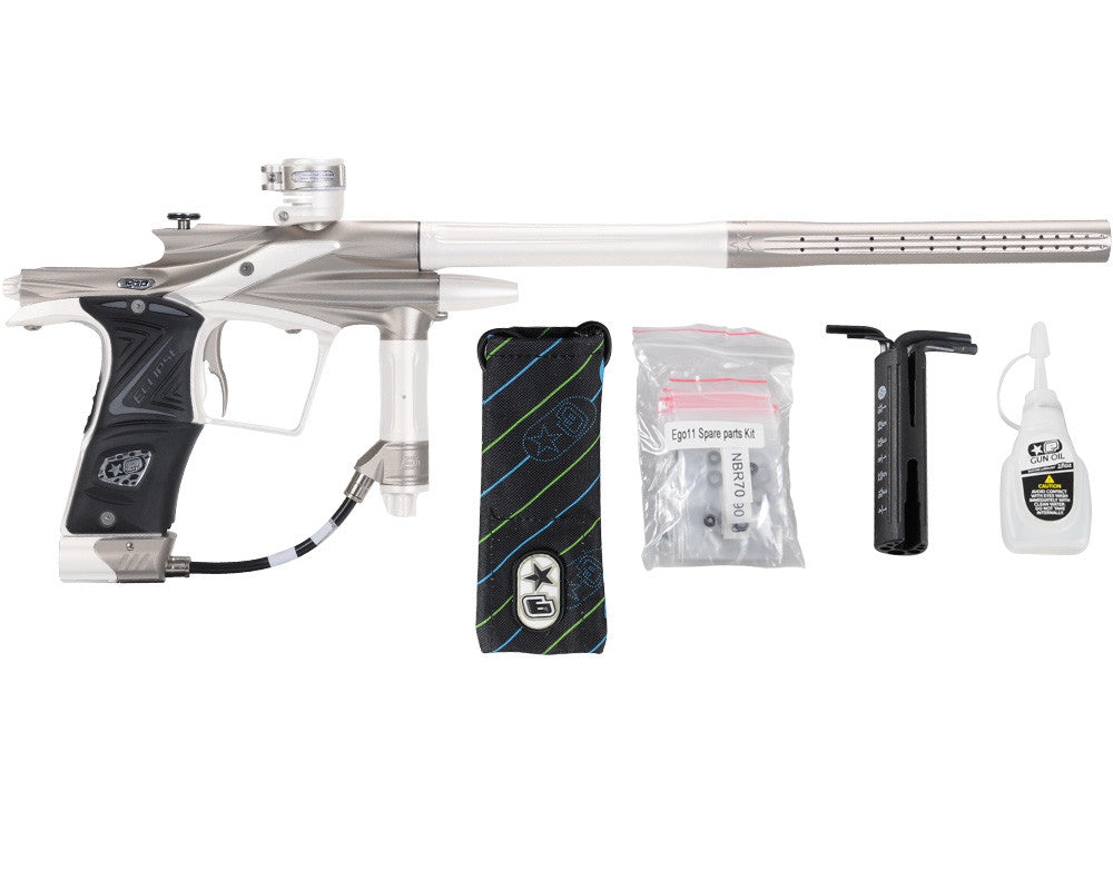 Planet Eclipse 2011 Ego Paintball Gun - Titanium/Storm Trooper