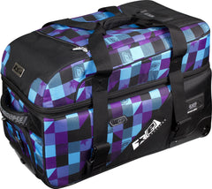 Planet Eclipse 2013 Split Compact Gear Bag - Plaid Purple