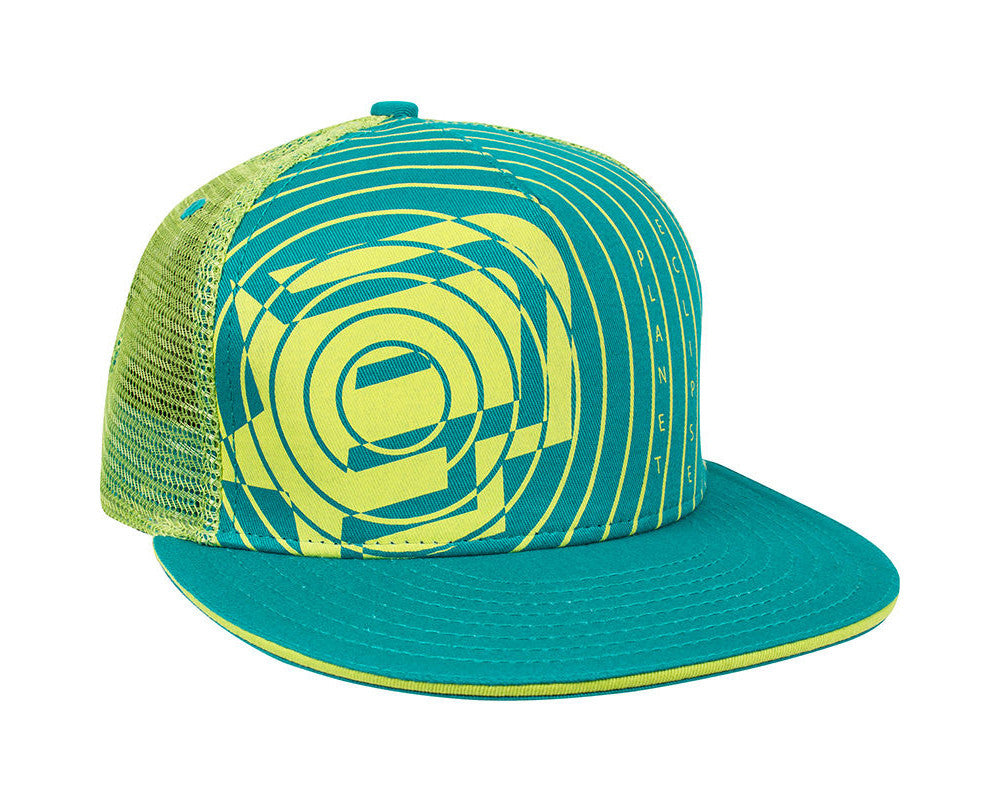 Planet Eclipse 2014 Spiro Cap - Teal