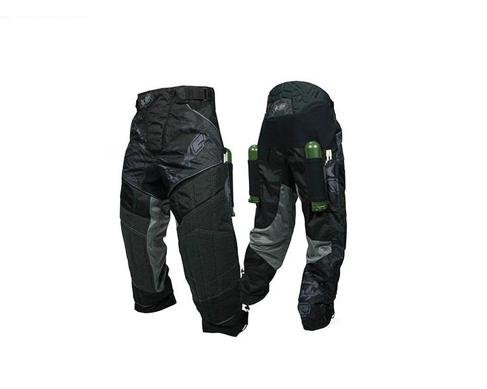 Planet Eclipse EVX Distortion Paintball Pants - Black