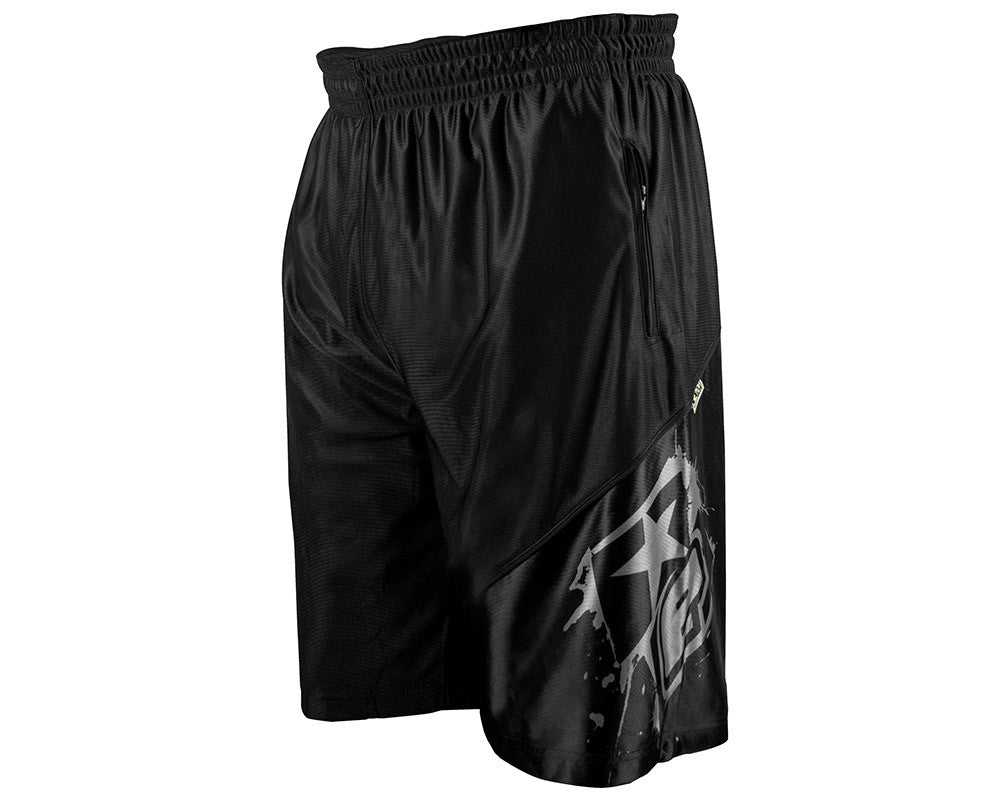 Planet Eclipse Basketball Shorts - Black