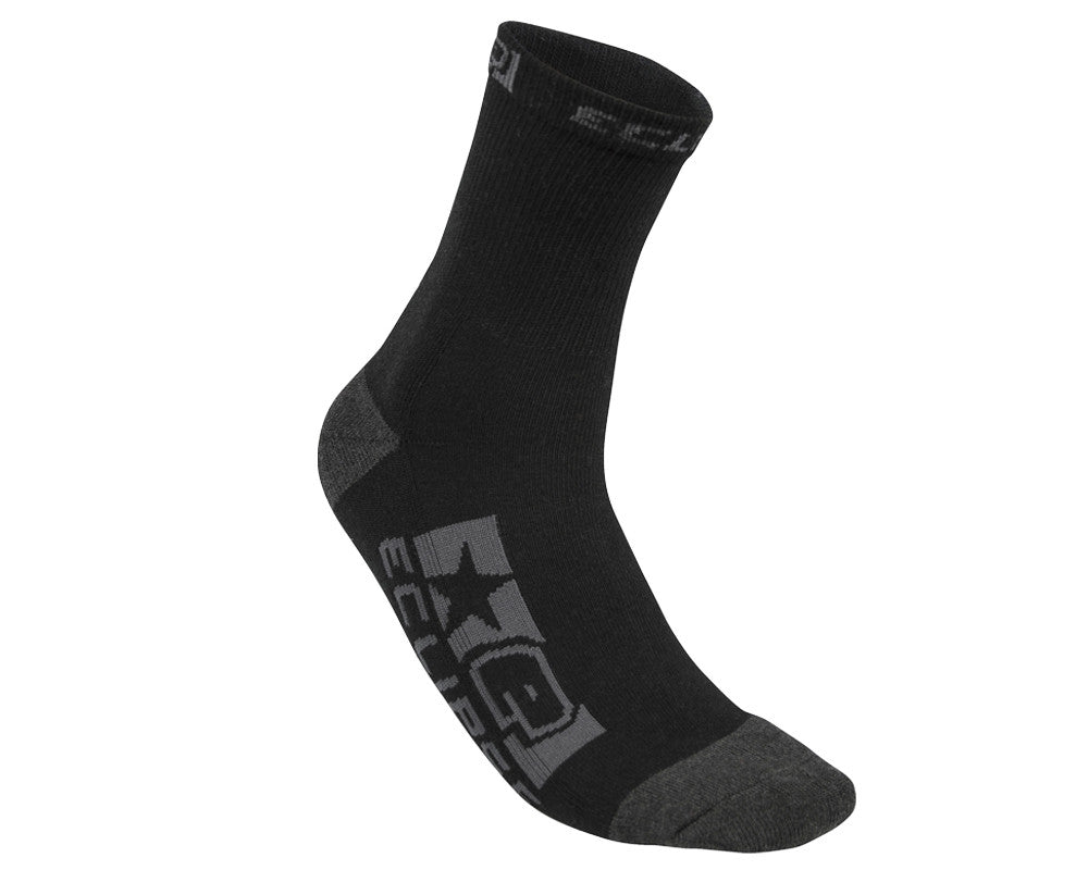 Planet Eclipse Tilt Full Socks - Black (1 Pair)