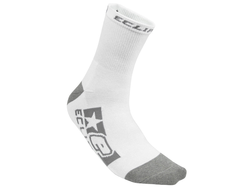 Planet Eclipse Tilt Full Socks - White (1 Pair)