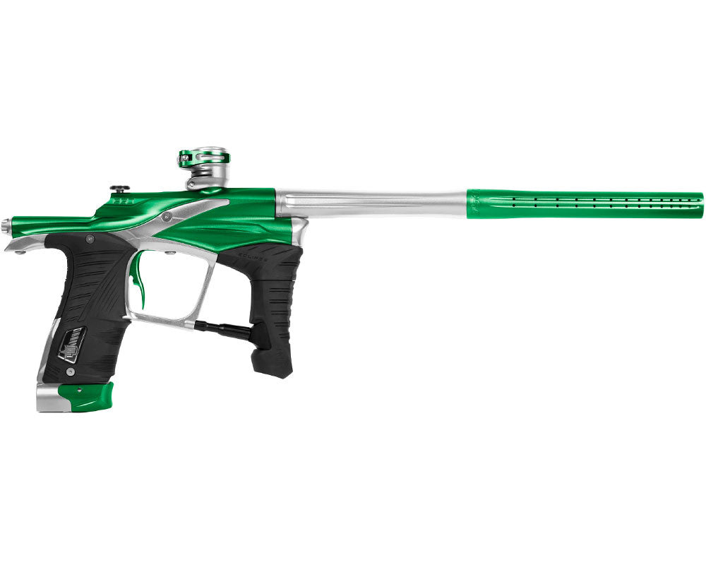 Planet Eclipse Ego LV1 Paintball Gun - Green/Silver
