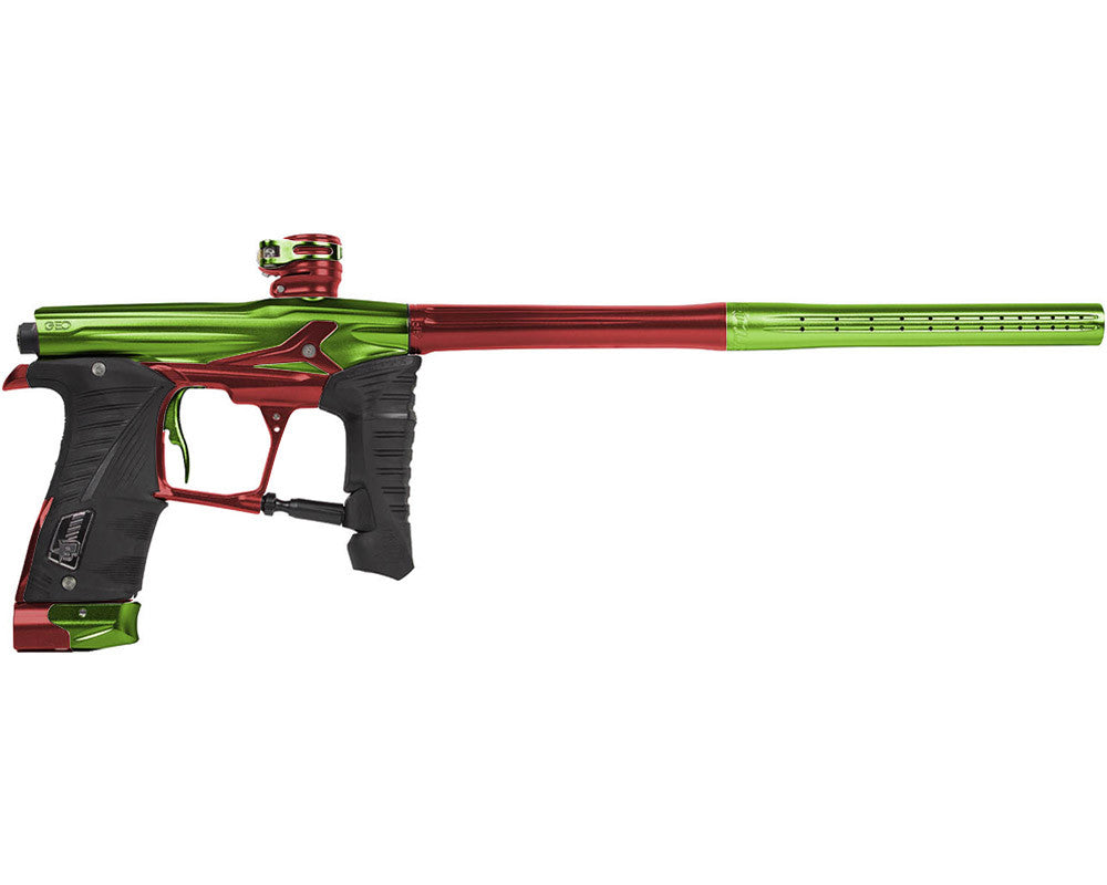Planet Eclipse Geo 3.1 Paintball Gun - Lime/Red