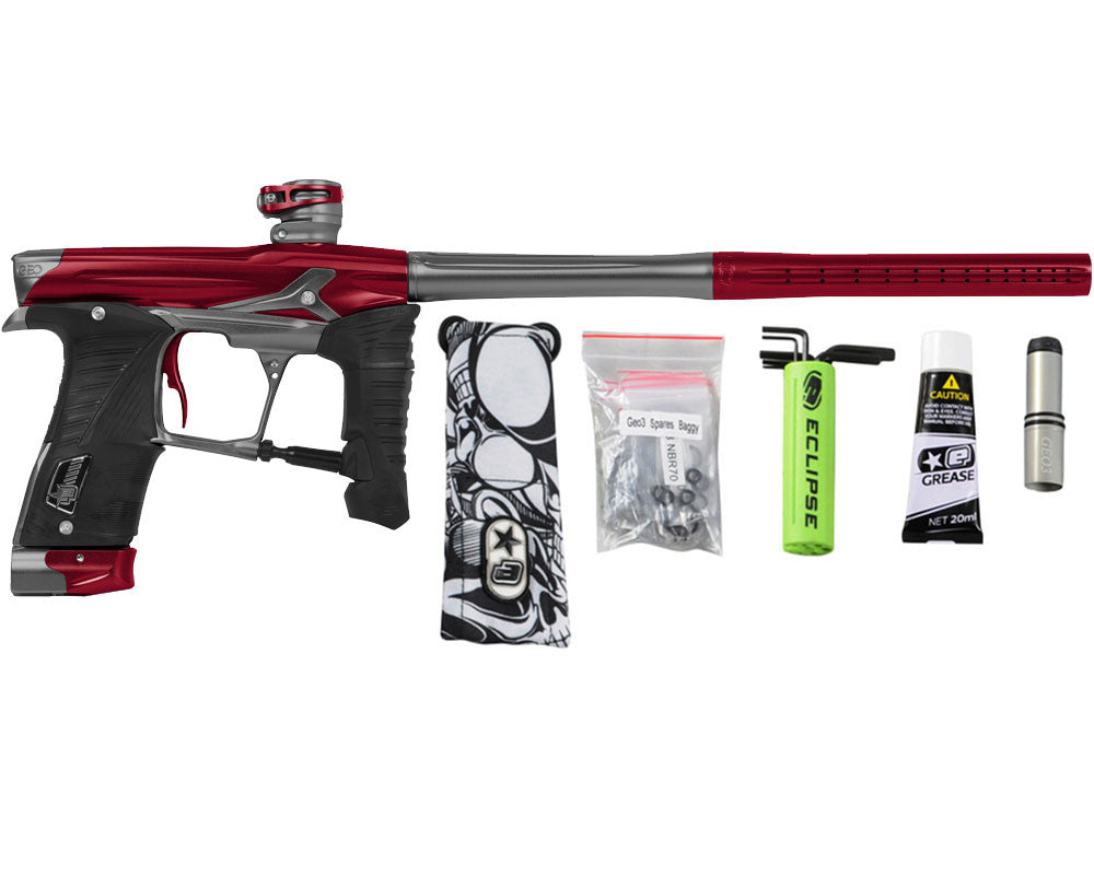Planet Eclipse Geo 3.5 Paintball Gun - Ashes 3