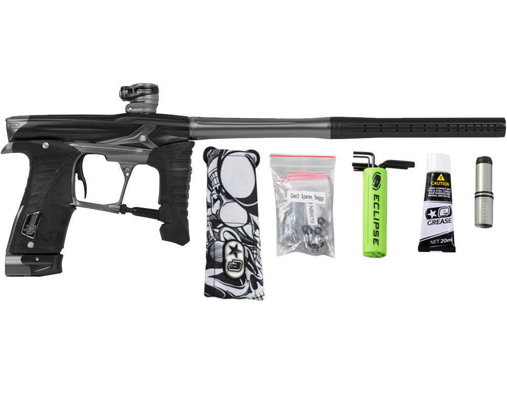 Planet Eclipse Geo 3.5 Paintball Gun - Black/Grey