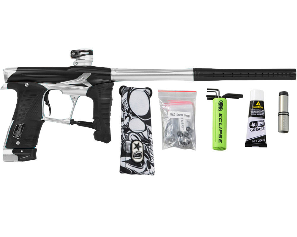 Planet Eclipse Geo 3.5 Paintball Gun - Black/Silver