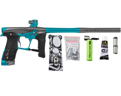 Planet Eclipse Geo 3.5 Paintball Gun - Grey/Teal