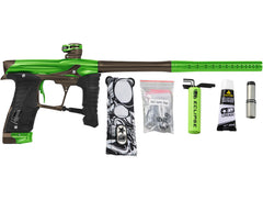 Planet Eclipse Geo 3.5 Paintball Gun - Lime/Brown