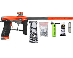 Planet Eclipse Geo 3.5 Paintball Gun - Orange/Grey