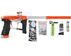 Planet Eclipse Geo 3.5 Paintball Gun - Orange/Silver