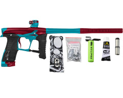 Planet Eclipse Geo 3.5 Paintball Gun - Red/Teal