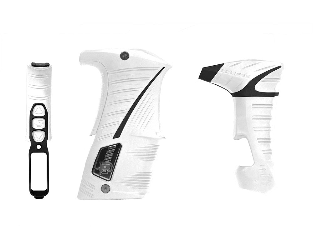 Planet Eclipse Geo 3.1/GSL Grip Kit - White