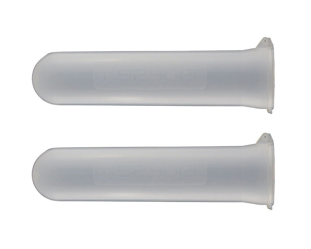 Kingman Spyder 140 Round Speed Tubes (2 Pack) - Clear