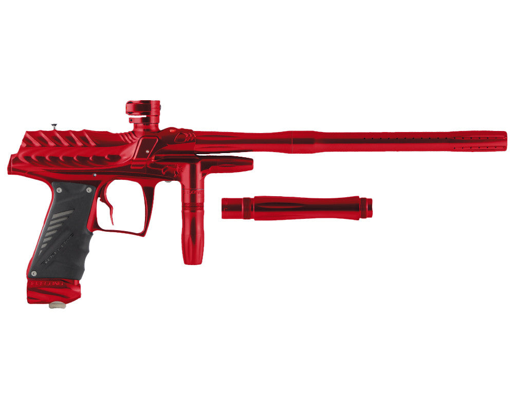 Bob Long Dragon G6R Intimidator - Polished Red/Polished Red