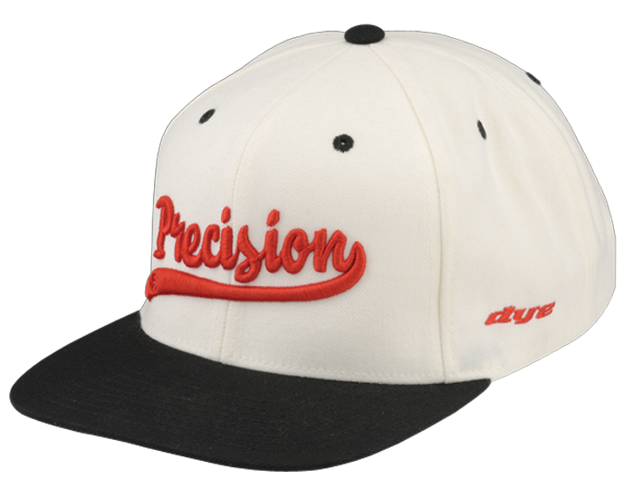 Dye 2013 Precision Men's Adjustable Hat - Black/Grey