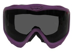 Jt EPS Goggle Mask Frame w/ Smoke Lens - Purple