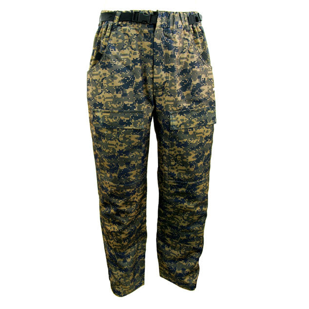 Tippmann Field Paintball Pants - Digi Camo