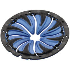 Dye Rotor Quick Feed Lid 6.0 - Black/Blue