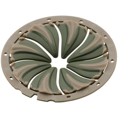 Dye Rotor Quick Feed Lid 6.0 - Tan/Olive