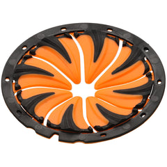 Dye Rotor Quick Feed Lid 6.0 - Black/Orange