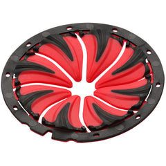 Dye Rotor Quick Feed Lid 6.0 - Black/Red