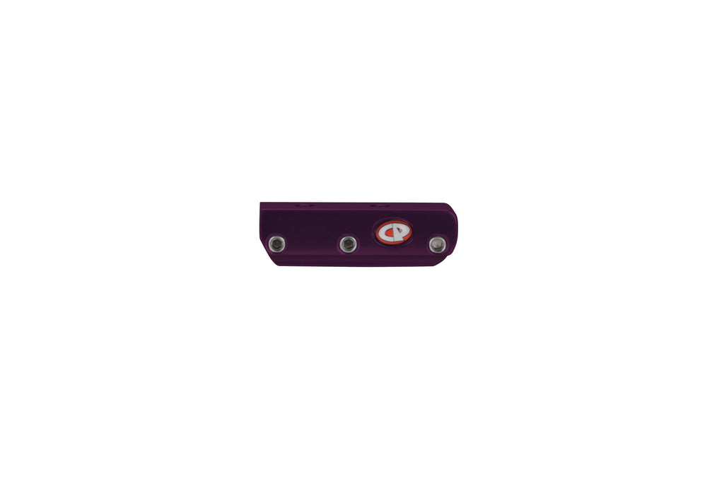 Custom Products Drop Rail - Purple