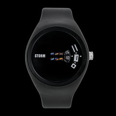 Storm Rebel - Black - Mens Watch