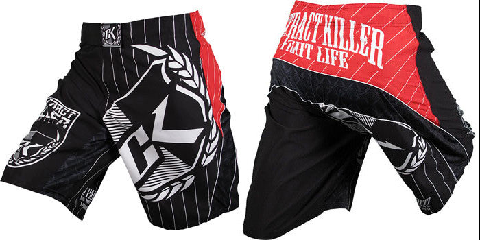 Contract Killer Circuit Shorts - Red