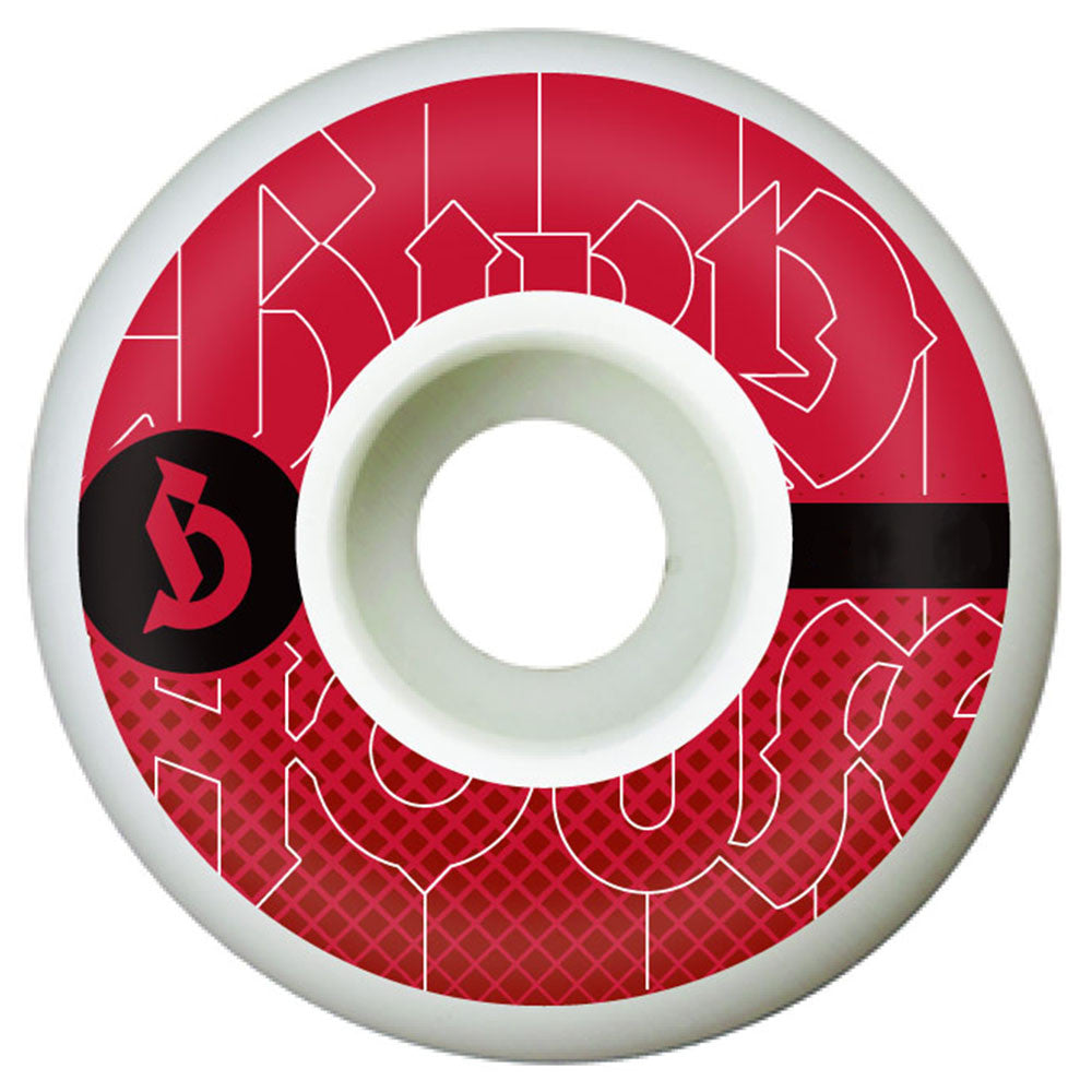 Birdhouse Pinline - White - 51mm - Skateboard Wheels (Set of 4)