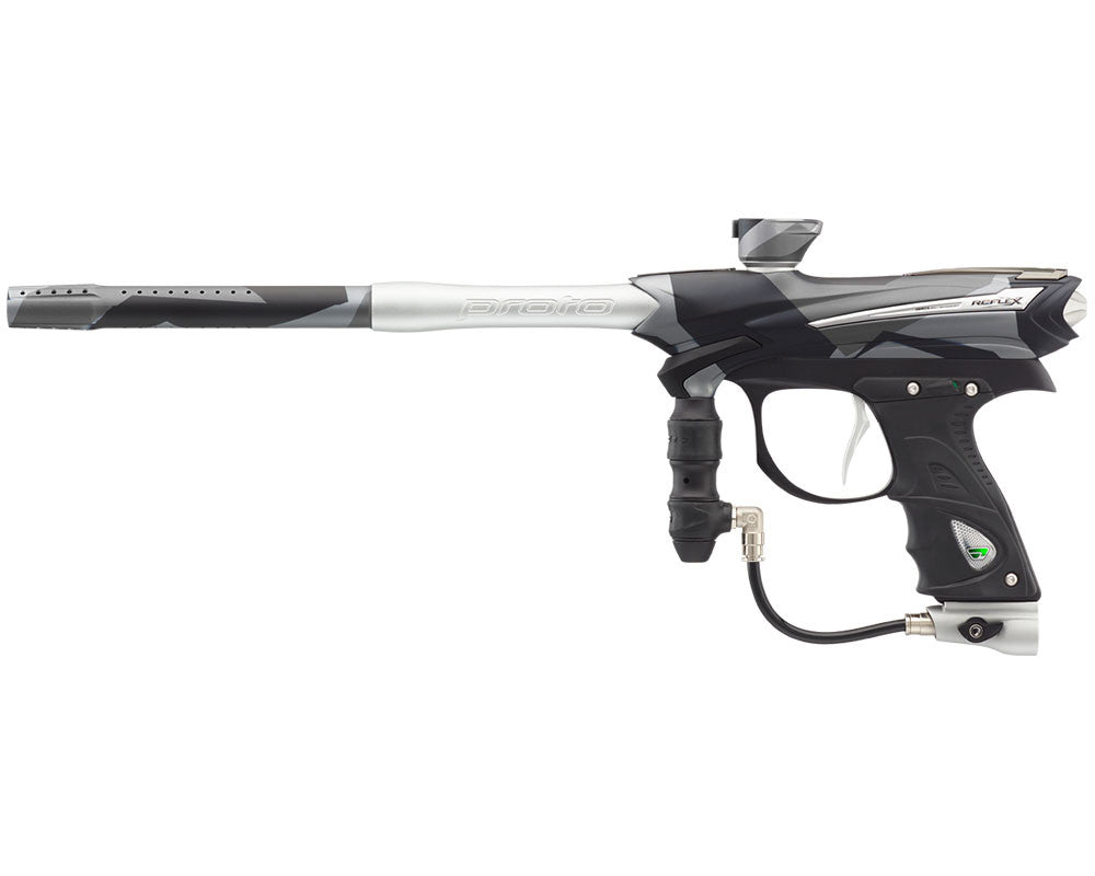 Proto Reflex Rail Paintball Gun - PGA Barracks Black