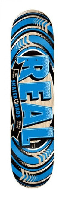 Real Renewal 3 SM - Blue - 7.56in - Skateboard Deck
