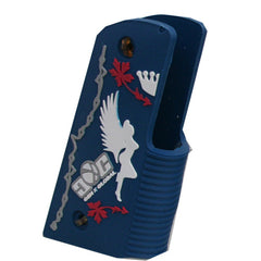 Gen X Global Rockstar 45 Grip - Blue/White/Red