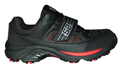 Style Supply Flash Paintball Cleats - Black/Red