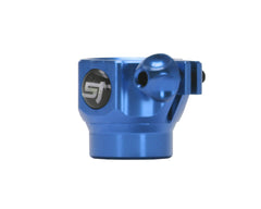 Shocktech Alias Clamping Feed Neck - Blue