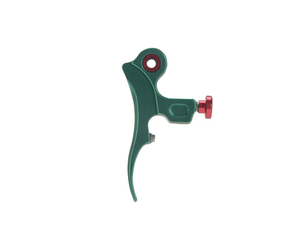 Shocktech Ion Roller Bearing Trigger - Green