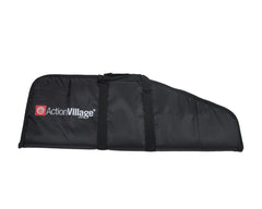 AVI Padded Gun Case - Black