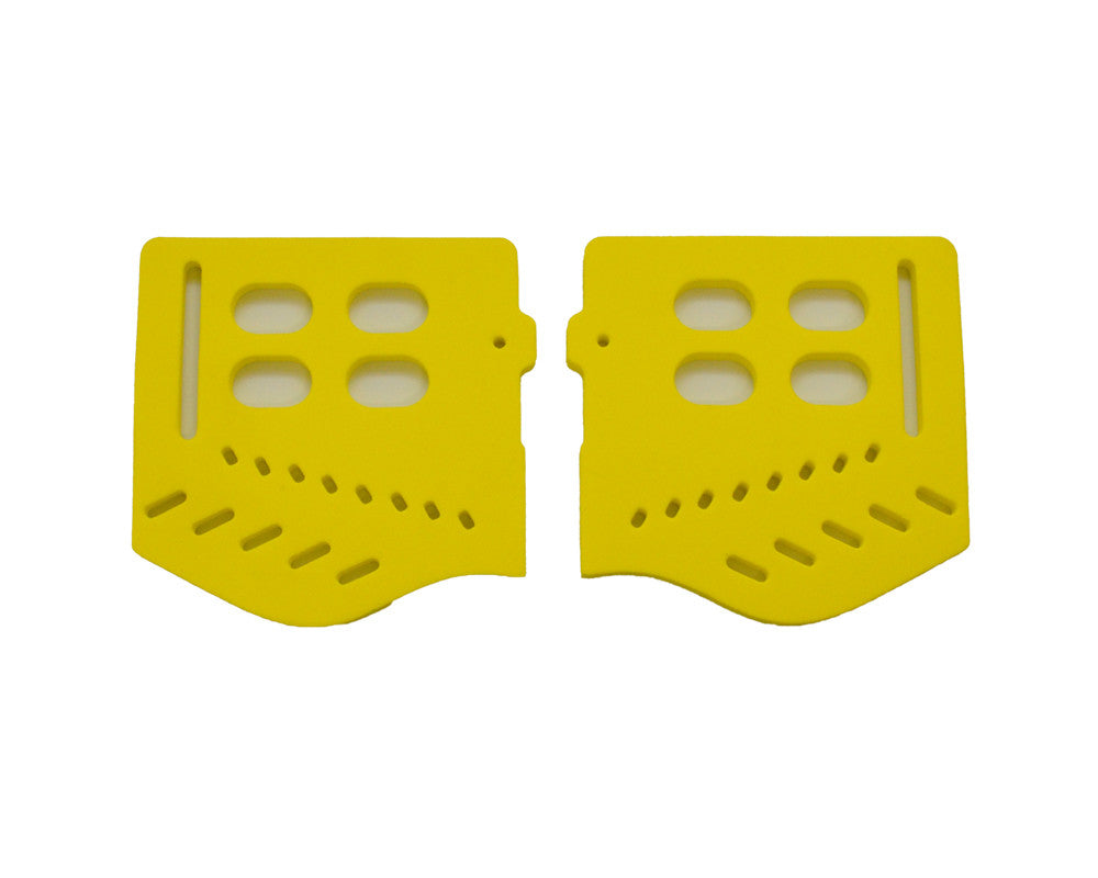 Trinity JT Soft Ear Pieces - Yellow