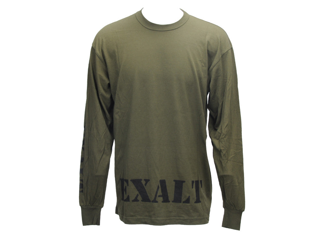 Exalt Practice Paintball Jersey - Army