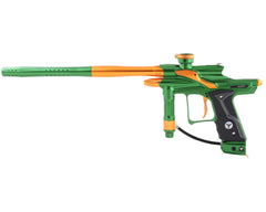 Dangerous Power Fusion FX Paintball Gun - Green/Orange