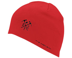 2012 Dye Labor Beanie - Red