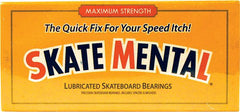 Skate Mental Speed Itch - Skateboard Bearings (8 PC)
