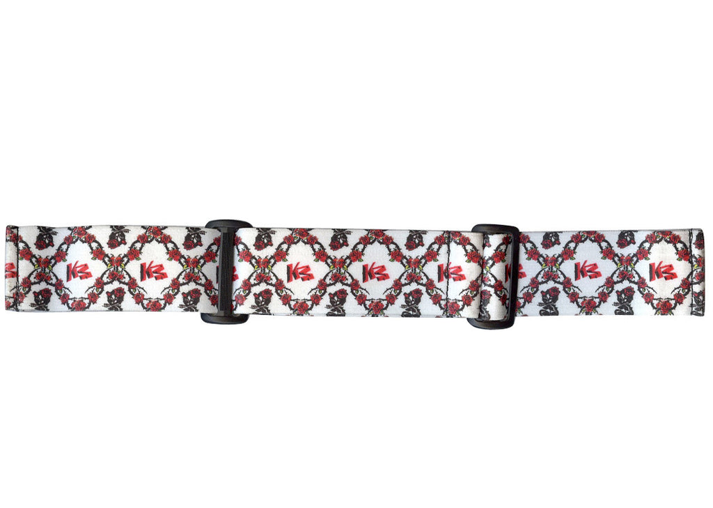 KM Paintball Goggle Strap - 09 Roses