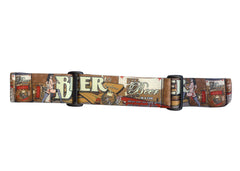 KM Paintball Goggle Strap - 09 Beer