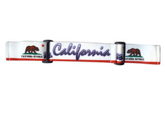 KM Paintball Goggle Strap - 09 California