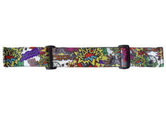 KM Paintball Goggle Strap - 09 Cartoon